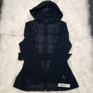 Kenneth Cole New York Women's Quilted Jacket Large